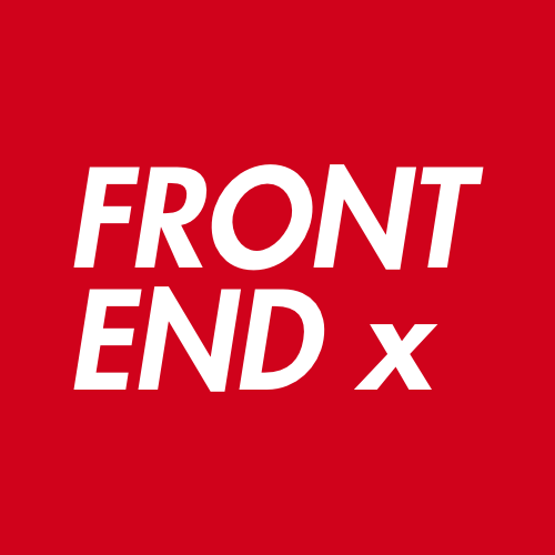FRONTEND x